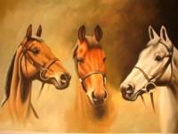 """Картина """"Мы три короля"""""""