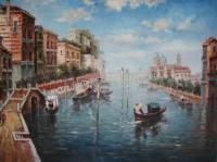 """Картина """"Венеция"""""""